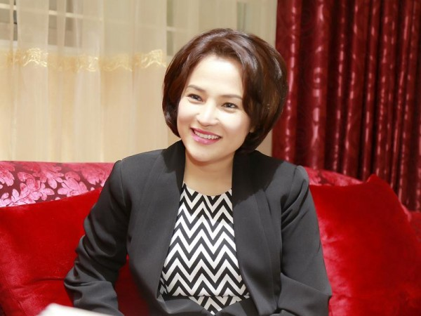 """Chair woman Nguyen Thu Cuc is concerned  about """" Vietnamese patients travelling abroad for health care services"""""""