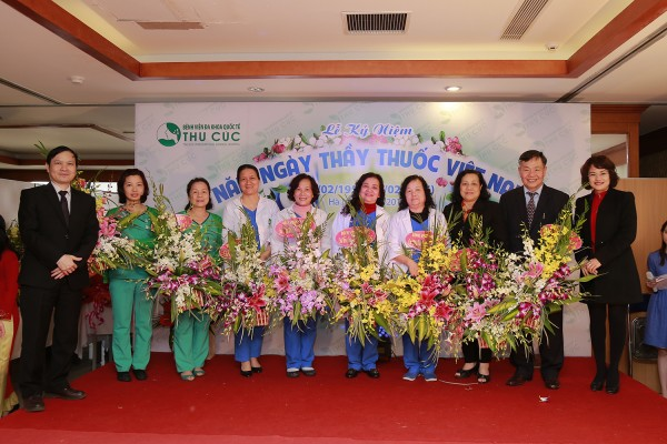 Thu Cuc Hospital celebrated the 61st anniversary of Vietnamese Physicians' Day