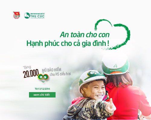 Thu Cuc Hospital offers 20,000 free motorcycle helmets to elementary school students